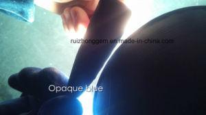Opaque Blue, Un-Transparent Blue Sapphire Rough pictures & photos