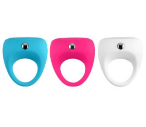 Waterproof Silicone Cock Ring Sex Toy for Man pictures & photos