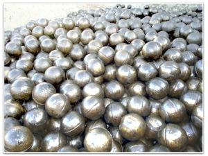 High Chrome Grinding Media Balls (dia20-dia150mm)