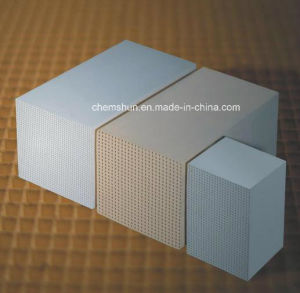 Mullite Honeycomb Panel as Catalyst Carrier and Heat Exchange Media pictures & photos