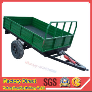 Farm Trailer for Jm Tractor Trailed pictures & photos