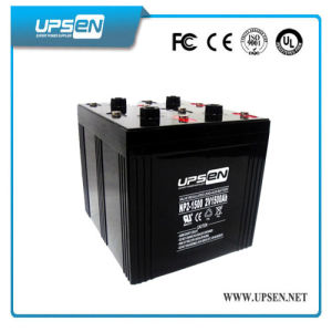 Gel Rechargeable Battery 2V 3000ah pictures & photos