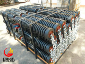 SPD Impact Rubber Idler Roller, Impact Idler pictures & photos