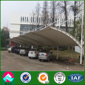 Large Shade Shelter, Membrance Steel Structure Garages pictures & photos