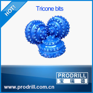 Oil and Gas Tricone Rock Bits for Hard Rock pictures & photos