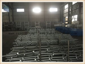 High Loading Capacity Painting Kwikstage Scaffolding pictures & photos