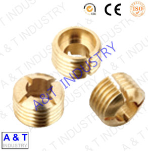 Hot Sale at High Quality Machinery Brass Fitting pictures & photos