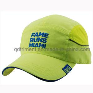 Breathable Microfiber Mesh Fabric Baseball Sport Cap (TRNR082) pictures & photos