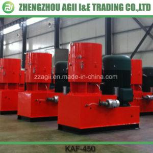 Agii Small Flat Die Pelletizing Machine Rice Husk Pellet Machine pictures & photos