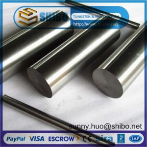 99.95% Pure Ground Molybdenum Rods, Moly Bar for Vacuum Furnace pictures & photos