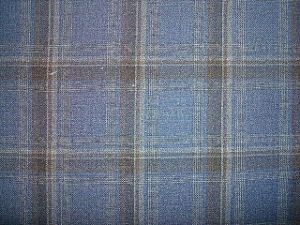 Wool Polyeter Suit Multi-Line Check Fabric pictures & photos
