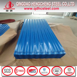 26 Gauge PPGI Prepainted Galvanized Roofing Sheet for Building Materials pictures & photos