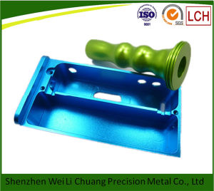 CNC Machined Anodized Aluminum Parts with Good Service