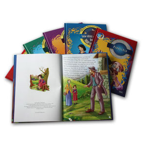 Hardcover Books (OEM-HC002) , Coloring Book Printing pictures & photos