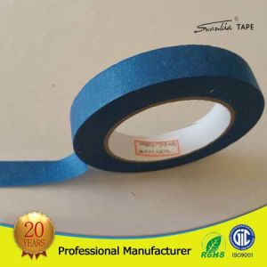 Blue Automotive Painting Masking Tape pictures & photos