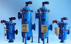 Industrial Automatic Self Cleaning Water Purifier / Filter pictures & photos