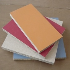 Melamine Laminated Particle Board pictures & photos