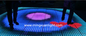 High Quality LED Video Interactive Dance Floor (YS-1506) pictures & photos