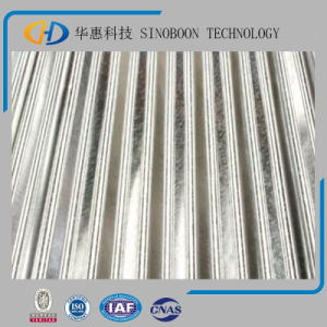 Civil Big Zinc Corrugated Roofing Sheet Used on Home Appliance pictures & photos