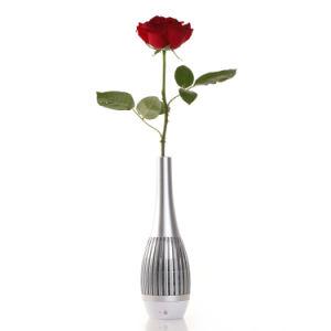 Mini Portable LED Light Flower Vase Bluetooth Speakers