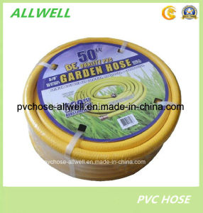 Plastic PVC Braided Car Washing Garden Water Hose pictures & photos