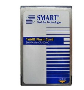 Smart 16MB PCMCIA Flash Memory Card PC Card 68pins pictures & photos