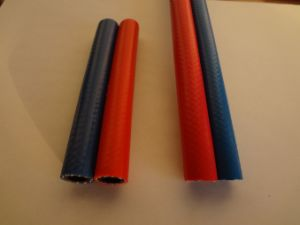 PVC Welding Hose in Single and Twin Type pictures & photos