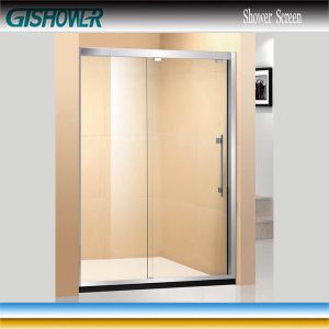 Sliding Tempered Glass Shower Screen (BP0422) pictures & photos