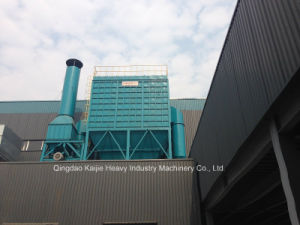 Dedust System in Vacuum Casting/ High Quality Dust Filter pictures & photos