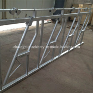 Steel Lockable Cow Head Fence for Cow Farm Use pictures & photos