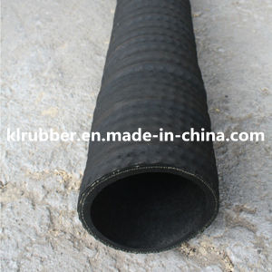 Flexible Abrasion Resistant Sandblasting Corrugated Rubber Hoses pictures & photos