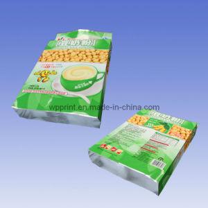 Green Design Soymilk Packaging Bag