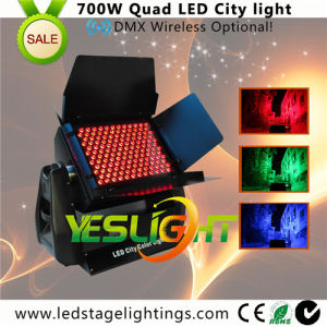96*10W LED City Color/1000W LED City Light/City Light/2500W City Light pictures & photos