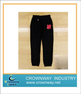 Cotton Polyester Loose Fit Sweat Pants, Sweat Shorts, Jogging Pants pictures & photos