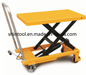 300/500 Kg Scissor Lift Table SPA300/500 pictures & photos