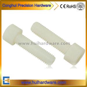 Cheese Head Plastic Nylon Hex Socket Screw M3-M8 pictures & photos
