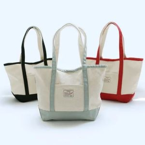 Canvas Tote Shopping Bag pictures & photos