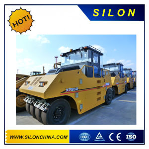 30t Xcmj Hydraulic Pneumatic Tyre Road Roller Compactor (XP301) pictures & photos