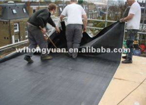 1.2-2.0mm Vulcanized EPDM Waterproof Membrane with Anti-UV pictures & photos