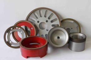 Diamond and CBN Grinding Wheels, Abrasives pictures & photos
