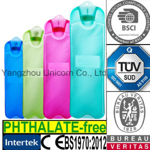 PVC BS1970: 2012 Hot Water Bottle pictures & photos