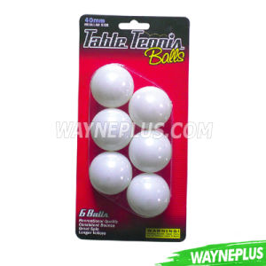 Regular Size PP Ping Pong Ball - Waneplus pictures & photos