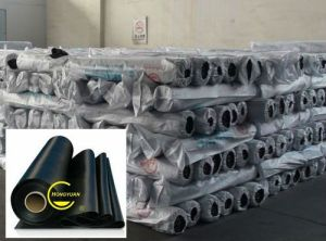 BS 6920 EPDM Waterproof Membrane/ Pool Liner/ Rubber Pond Liner pictures & photos
