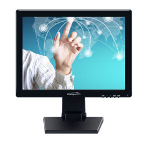 1280*1024 Resolution Resistive/Capacitive 17 Inch Touch Screen Monitor pictures & photos