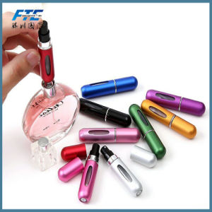 Hot Sale Mini Perfume Bottle 5ml Colorful pictures & photos