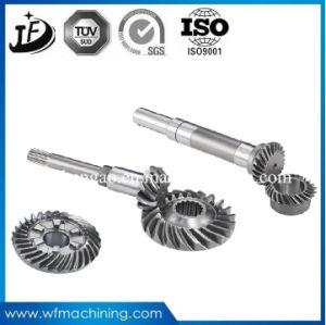 Customized and OEM Tractor Transmission Screw Gear/Worm Gear pictures & photos