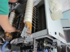 Small Alpaca Yarn Textile Machine pictures & photos