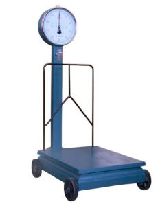 Double Display Weighing Scale - Mechanical Scale pictures & photos