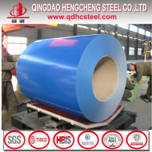 PPGI Color Coated Galvanized Steel Coil pictures & photos