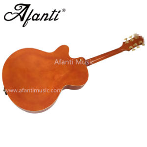 Afanti Music Guitar / L5 Hollow Body Electric Guitar (AGL-870) pictures & photos